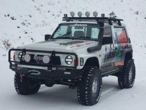 custom partial vehicle wraps