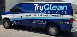 Franklin Vinyl Printing Vehicle Wrap Tru Clean 300x146